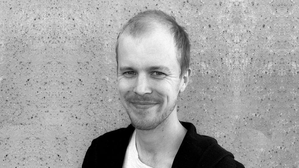 Hampus Sethfors, accessibility expert på Axess Lab